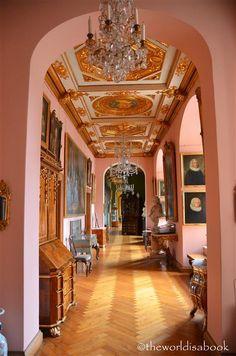 Grandeur of Denmark's Frederiksborg Slot - The World Is A Book
