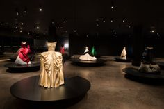 Charles James: Beyond Fashion Exhibition, The Lizzie And Jonathan Tisch Gallery, The Anna Wintour Costume Center Gallery.