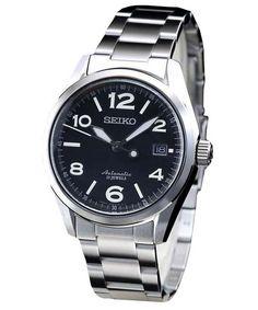 Seiko Automatic 23 Jewels SARG009 Men's Watch :: 40mm