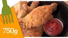 Les États-Unis / United States of America : Recette du Poulet KFC / KFC chicken - English Subtitles - 750 Grammes
