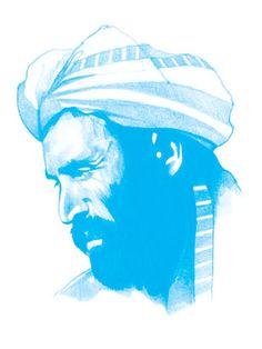 Mullah Mohammed Omar and Sheik Moktar Ali Zubeyr