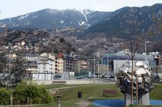 Andorra la Vella  - Explore the World with Travel Nerd Nici, one Country at a Time. http://travelnerdnici.com/