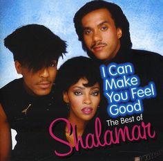 Shalamar - I Can Make You Feel Good-The Best Of, Black