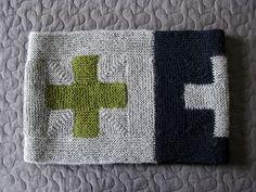 Ravelry: mustaavillaa's Three crosses