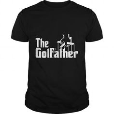 I Love Awesome The Golf Father Birthday Fathers Day Parent Tshirt Design T shirts