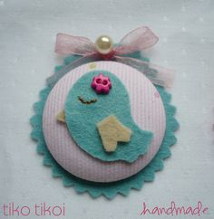 Broche Bird Princess Romantic ! | Flickr – Compartilhamento de fotos!