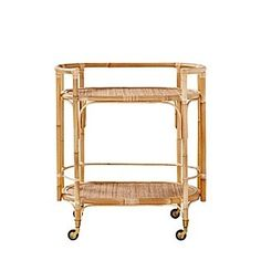 Cottage Bar Cart