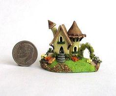 Crooked fairy castle