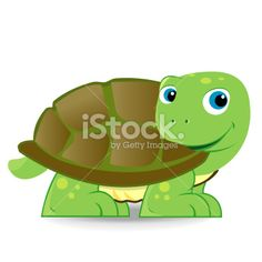 turtle Royalty Free Stock Vector Art Illustration