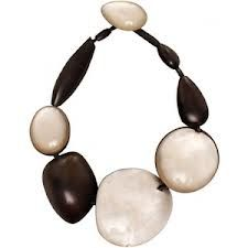 Gold Necklaces online for women, explore styles, find the necklace for you. Monies Jewelry, Chunky Jewelry, Beaded Jewelry, Beaded Necklace, Bijou Box, Seashell Necklace, Unusual Jewelry, Cool Necklaces, Jewelry Necklaces