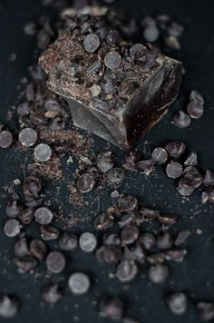 chocolate from Art & Lemons (a gorgeous food blog)