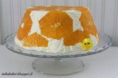 Tarun Taikakakut: Appelsiinicharlotta Desserts, Food, Tailgate Desserts, Deserts, Essen, Postres, Meals, Dessert, Yemek