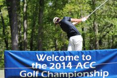 2014 ACC Men's Golf Championship at Old North State Club at Uwharrie Point.