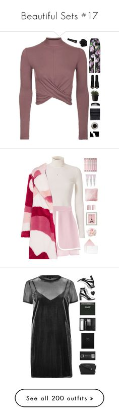 """Beautiful Sets #17"" by harleenquinzelx ❤ liked on Polyvore featuring Dolce&Gabbana, Topshop, Barbara Bui, Muuto, NARS Cosmetics, shu uemura, Acne Studios, Bunn, vintage and A.L.C."