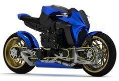 Subaru Motorcycle