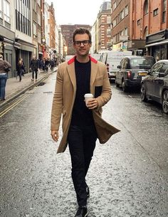OBSESSED with Brad Goreski's coat, NEED