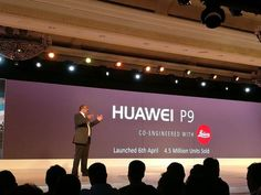 @Huawei has already sold over 4.5 Million units of P9 since april #HuaweiP9 #OO
