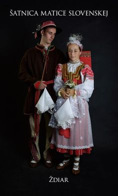 Kostýmy a kroje – Matica slovenská Folk Clothing, Heart Of Europe, Slovenia, Harajuku, Captain Hat, Costumes, Popular, Clothes, Beautiful