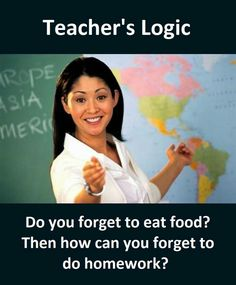 So irritating logic...our teacher always asks this Image by ❤Adidas queen❤ Pinterest Adidas queen