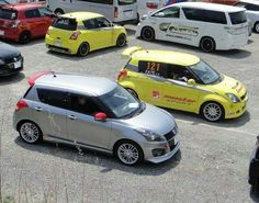 Suzuki Swift Sport, Cute Cars, Bugs, Vehicles, Beetles, Beetle, Insects, Vehicle