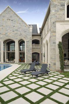 English Tudor | Portfolio | Sims Luxury Builders English Tudor, Tudor House, Custom Homes, Luxury Homes, Sims, Mansions, House Styles, Google, Image