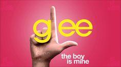 The Boy Is Mine | Glee [HD FULL STUDIO]