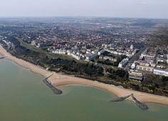 Folkestone Aerial | by John D F