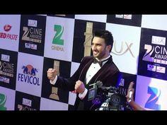 WATCH Ranveer Singh @ Red Carpet of Zee Cine Awards 2016 | FULL UNCUT VIDEO. See the full video at : https://youtu.be/k31Q5WKErJU #ranveersingh #zeecineawards2016