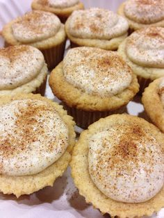 Chai cakettes our organic cakettes spiced with warm chai spices and topped with chai buttercream Chai, Catering, Spoon, Muffin, Spices, Organic, Treats, Warm, Dishes