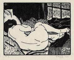 Edwin Holgate, 1924