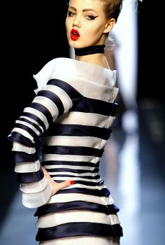Lindsey Wixson - Jean Paul Gaultier