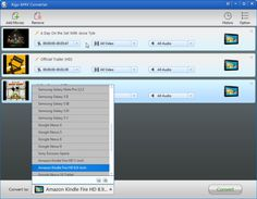 Howto & Guides of Converting Videos, downloading videos and DVDs: How to convert iTunes purchased movies to Amazon K...
