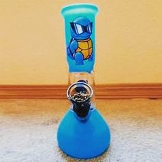 The Pokemon craze is back with the pokemon GO...!  I want this Squirtle Bong :p