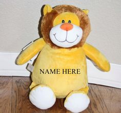d49b46ab1885 Lil' Cub Hub - Apparel · Personalized Baby Gift Stuffed Animal Stuffie by  LilCubHub Bear Blanket, Etsy Shipping, Personalized Baby