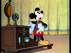 Mickey Mouse: Mickey's Amateurs (1937)