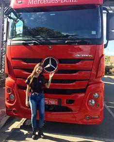 Mercedes 500, Mercedes Benz Trucks, Big Trucks, Techno, Vehicles, Dogs, Women, Paths, Weights