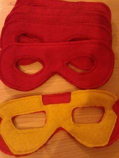 Filca maskas