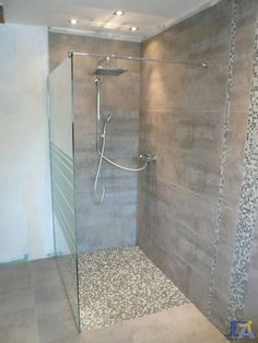 douche à l'italienne   JD agencement