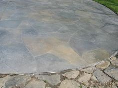 """Stamped Concrete Overlay """"The versatile, custom designed stamped concrete overlay that combines""""Old World""""elegance with today'sRead more"""