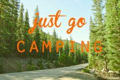 Deer Circus: robbie's snaps & words: a camping trip