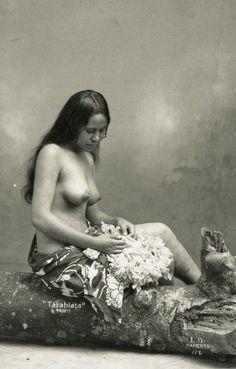 Naked girls nudes island Long