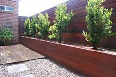 Image result for narrow planter beds