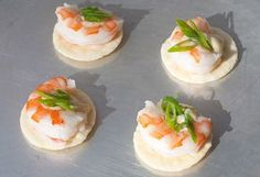 Shrimp with Wasabi Mayonnaise - One-Bite Appetizers - Oprah.com