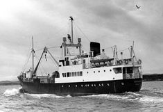"""m/s """"Hornelen"""" - ny i 1952 Sailing Ships, Coasters, Boat, Dinghy, Drink Coasters, Boats, Sailboat, Coaster Set, Tall Ships"""