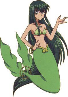 mermaid melody rina