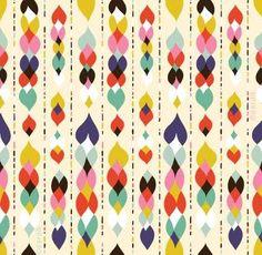 pattern by Helen Dardik