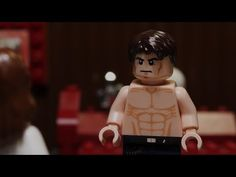 'Fifty Shades of Grey' Lego trailer is better than the real thing