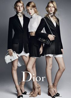 Stylish Spring 2016 Fashion Campaigns Foto Fashion, Trendy Fashion, Fashion Brands, Fashion Beauty, Womens Fashion, High Fashion, Fashion Poses, Fashion Shoot, Editorial Fashion