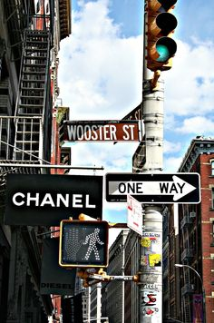 New York, Soho. @thecoveteur