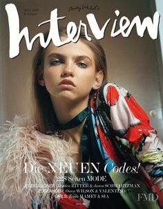 nice Anna Cleveland, Mariacarla Boscono, Molly Bair and Krysten Ritter cover Interview Germany March 2016 [covers] Fashion Magazine Cover, Fashion Cover, Magazine Covers, Jessica Jones, Molly Bair, Tapas, Valentino, Zoolander, Vintage Inspired Fashion